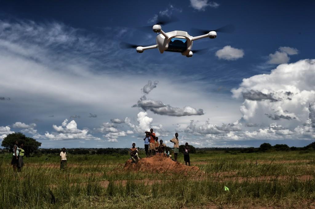 seattle villagereach and matternet drone